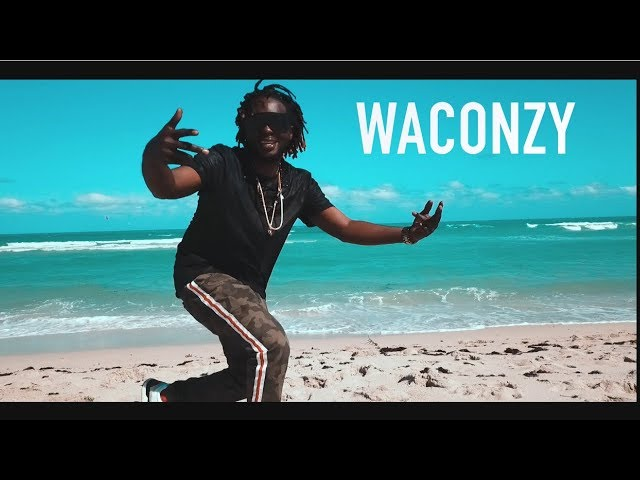 Waconzy - Enjoy (Official Lyric Video)