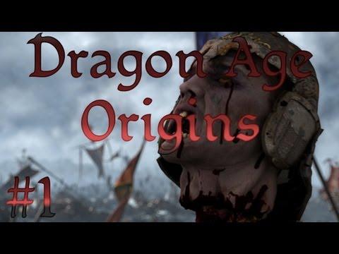 Let's Play: Dragon Age Origins - Part 1