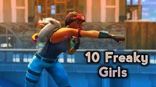Metro Boomin - 10 Freaky Girls ft.21 Savage (Fortnite Montage #24)