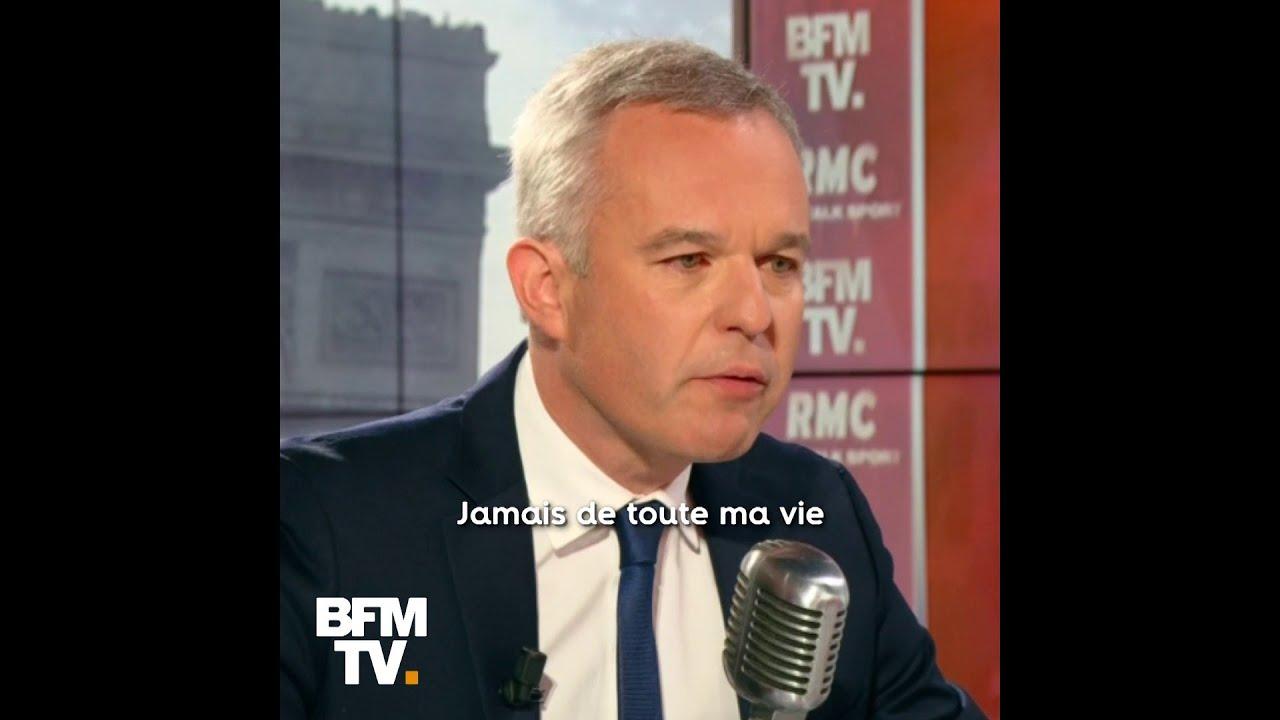 Au bord des larmes, François de Rugy répond aux accusations de Mediapart