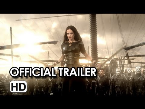 300: Rise of an Empire Official Trailer #1