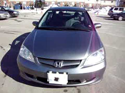HONDA CIVIC 2004 Si AUTOMATIC AMAZING LOW PRICE MUST SELL