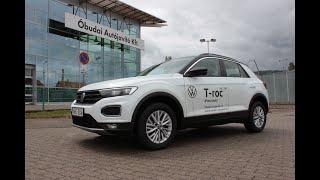 VW TROC 2021 tesztvezetés Kelemen Lászlóval