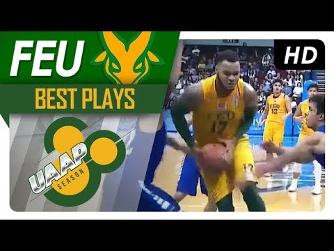 Prince Orizu slips through the Ateneo defense with a smart move! | FEU | Best Plays