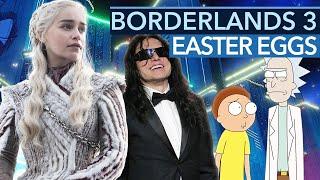 11 coole Easter Eggs aus Borderlands 3