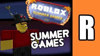 Summer Games 2017 [A ROBLOX Review]
