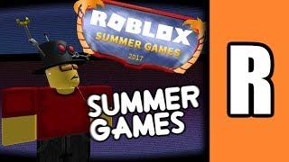 Jeux d'été 2017 [A ROBLOX Review]