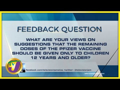 Feedback Question   TVJ News - Oct 6 2021