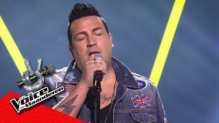 Dave - 'Always' | Blind Auditions | The Voice Van Vlaanderen | VTM