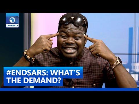 #EndSARS: 'Who Is Fooling Who?', Mr. Macaroni, Jola Ayeye Condemn FG's Handling Of Demands