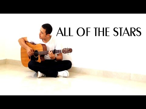 All Of The Stars - Ed Sheeran - Julio César Nascimento - Fingerstyle Guitar
