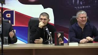 Хабиб Нурмагомедов mp4