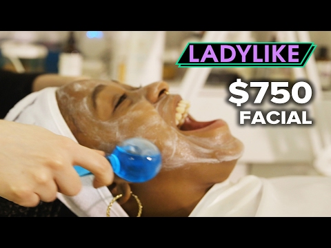 $17 Vs. $750 Facials • Ladylike