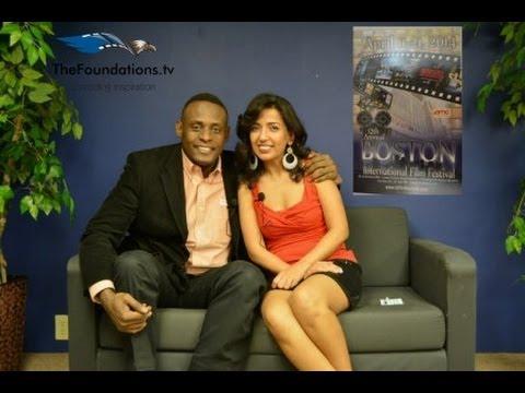 Patrick Jerome talks to The Foundations TV