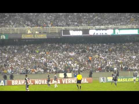 Fluminence Vs Vasco at the Maracanã Stadium in Rio de Janeiro, Brazil  - Compilation Video