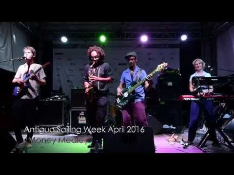 """Money / Need A Dollar / Bills"" Medley - Sound Citizens (Live @ Antigua Sailing Week 2016)"