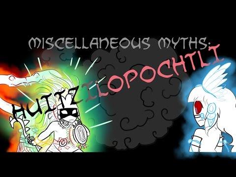 Miscellaneous Myths: Huitzilopochtli