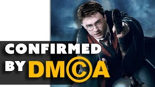 Warner Bros. Confirms Harry Potter Game With DMCA + More Details!