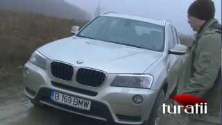 BMW X3 xDrive 20d explicit video 1 of 8