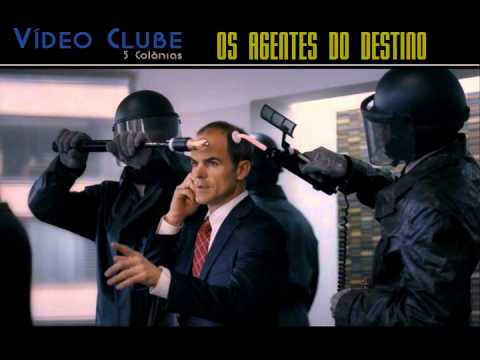 Trailer do filme Os Agentes do Destino