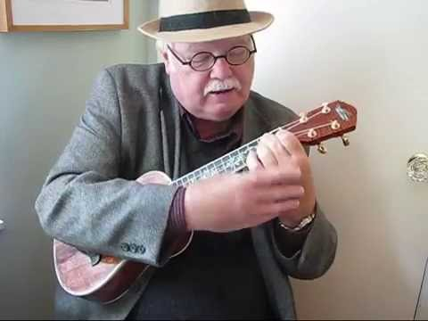 AMAZING GRACE for the UKULELE - UKULELE LESSON / TUTORIAL by