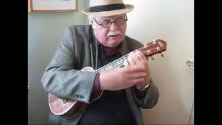 "AMAZING GRACE for the UKULELE - UKULELE LESSON / TUTORIAL by ""UKULELE MIKE"""