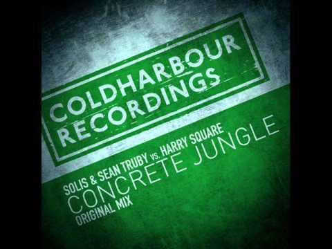 Solis & Sean Truby vs. Harry Square - Concrete Jungle (Original Mix)