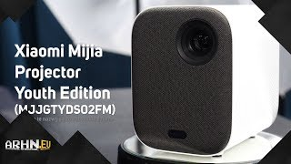 Tani projektor do gier? Xiaomi Mijia Youth Edition