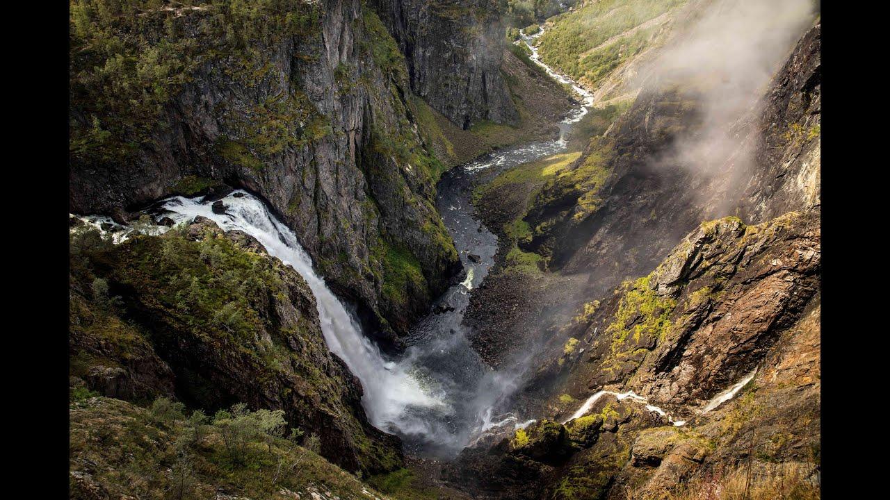 Fjordcruise på Hardangerfjorden