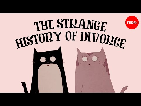 Video image: A brief history of divorce - Rod Phillips