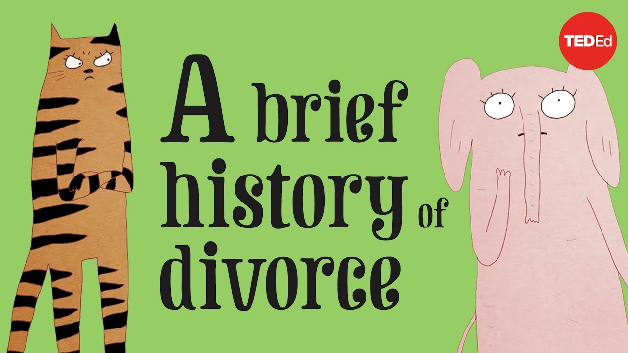 A brief history of divorce - Rod Phillips