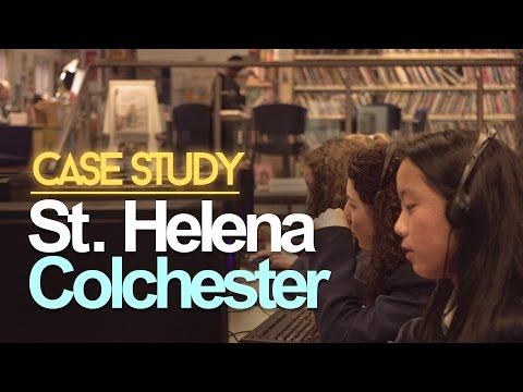 Case Study: St. Helena School