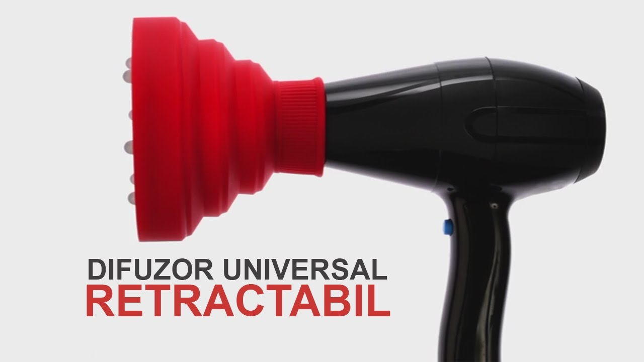Prezentare Difuzor Universal Retractabil Whirl E393m Labor Pro