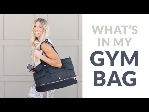 what's-in-my-gym-bag?
