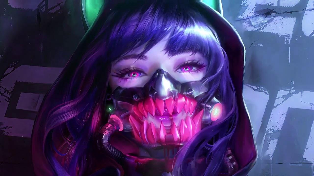 Hooded Kitty Neon - Cyberpunk 4K (Wallpaper Engine) - YouTube