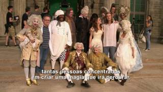 Disney divulga bastidores de 'A Bela e a Fera'