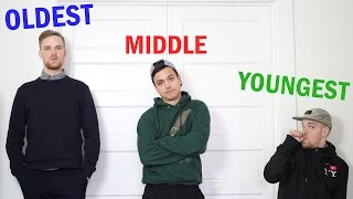 Does Birth Order Affect Your Personality?(Can the order of your birth affect your personality? Follow us: @whalewatchmeplz @mitchellmoffit Get the AsapSCIENCE book! http://asapscience.com/book ..., 2015-03-25T18:30:53.000Z)