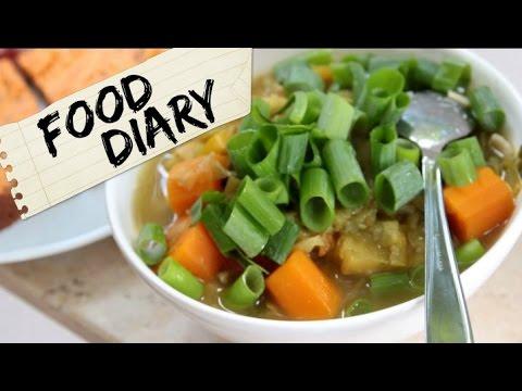 ROUTINE-EINKAUF: REWE FOOD HAUL (VEGAN) from YouTube · Duration:  7 minutes 36 seconds