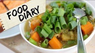 Food Diary # 11 (vegan) | Gesunde Ernährung | Eatcarelive.com