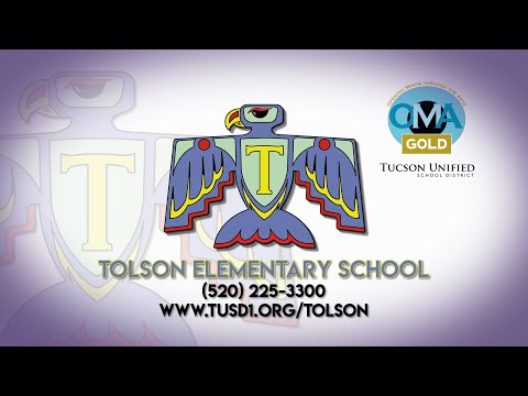 TUSD1 - Welcome to Tolson Elementary School