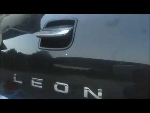 Caméra de recul dans logo pour SEAT LEON 2 (1p)