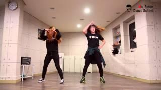[모베러댄스] 포미닛(4minute) - 미쳐(crazy) 안무 (4minute - crazy cover d…