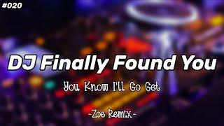 DJ YOU KNOW I'LL GO GET PERNAH VIRAL 2020 - BANG ZOE RMX