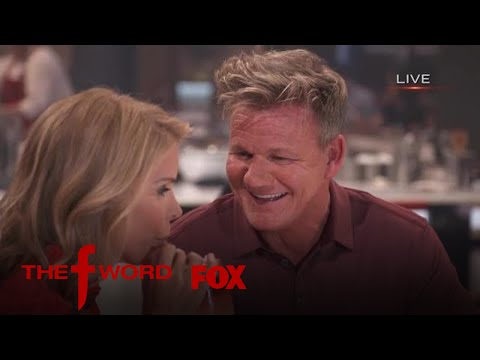 Gordon Has A Special Drink Made For Cheryl Hines | Season 1 Ep. 7 | THE F WORD