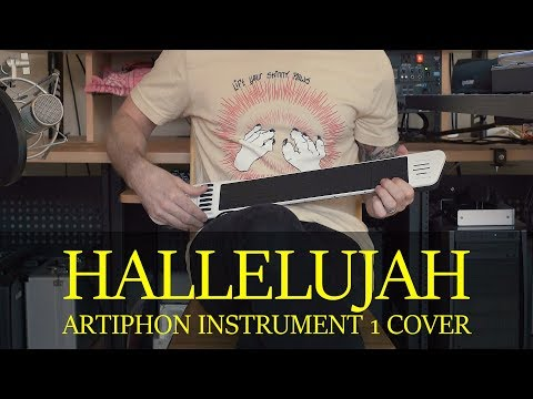 Hallelujah - Artiphon INSTRUMENT 1 Cover