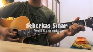 Download Lagu Nike Ardilla - Seberkas Sinar | Acoustic Karaoke Version mp3