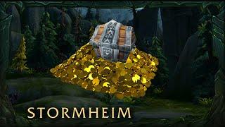 Legion   Stormheim   Watchman's Rock   Glimmering Treasure Chest