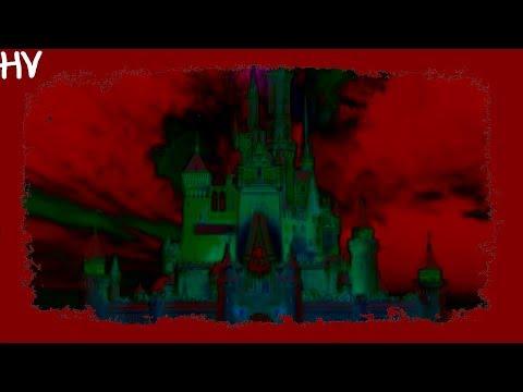 Walt Disney Pictures - Logo (Horror Version) 😱