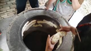 Шоти в Тандыре - грузинский хлеб Рецепт от грузинов из Кахетии. Грузия. Грузинская кухня