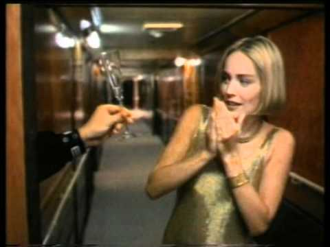 Freixenet 1992 Sharon Stone y Antonio Banderas